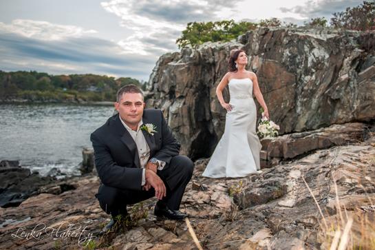 Seacoast Themed Wedding in Maine