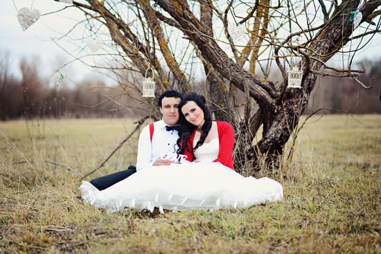 Bride and Groom - Virginia Wedding Photography