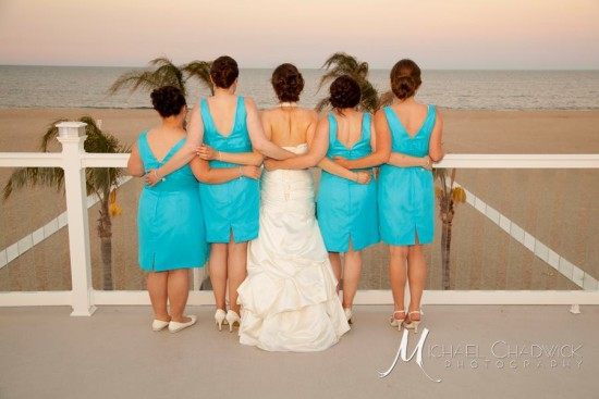 Bridesmaids New Jersey Wedding