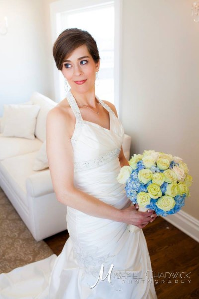 Bridal Portrait New Jersey