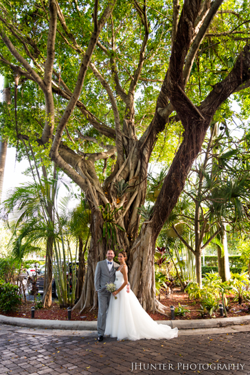 Hyatt Key West Resort Wedding