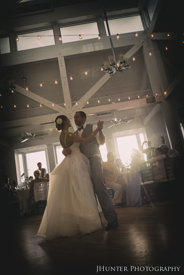 Dancing at Hyatt Key West Wedding