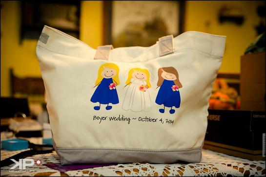 Brides Wedding Bag