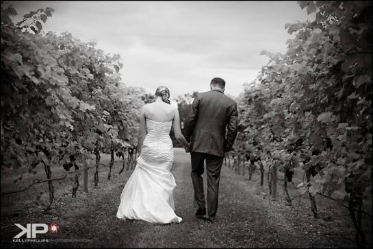Vineyard Wedding New Jersey