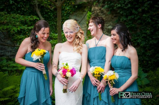 bridesmaids old mill pa