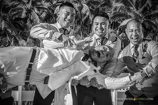 Wedding Fun - Puerto Rico