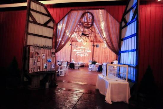Rustic Barn Wedding - North Carolina