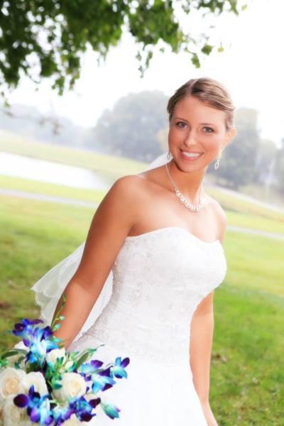 Rustic Bride North Carolina