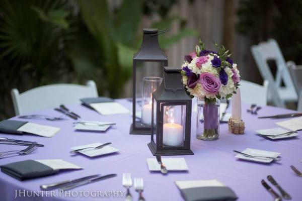 Table Setting Old Town Manor Key West