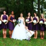 Bridesmaids with Cowboy Boots