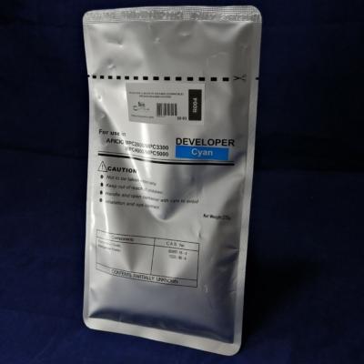 Revelador Cyan Ricoh D023-9660 (Compatible) Mpc2050/2500/2800/3501/4000
