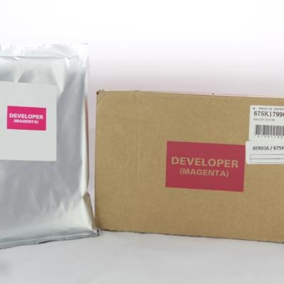 Revelador Magenta Xerox Original 675K17990 Dc 242/252/240/250/260/Wc 7655/7665/7675/7755/7765/7775