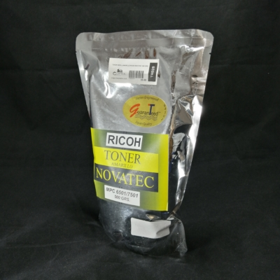Toner Refill Amarillo Ricoh 6501/7501 500 Grs.