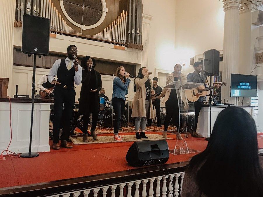 Grew to 30 Urban Missionaries