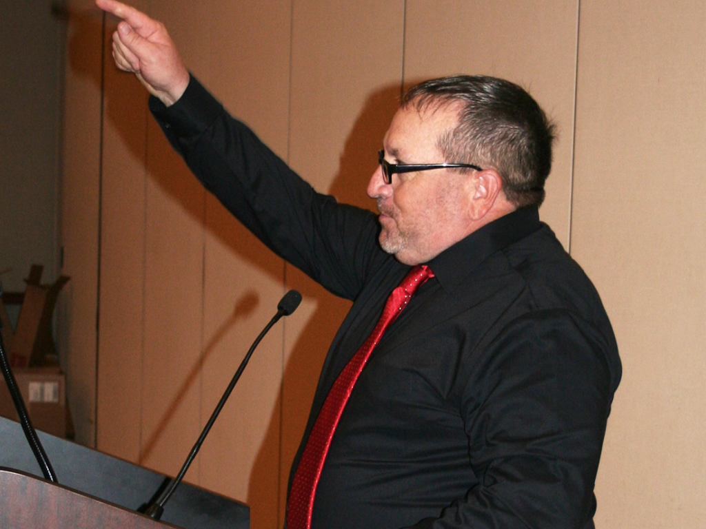 Troy Hammond - 2020 Texas USSSA Hall of Fame inductee