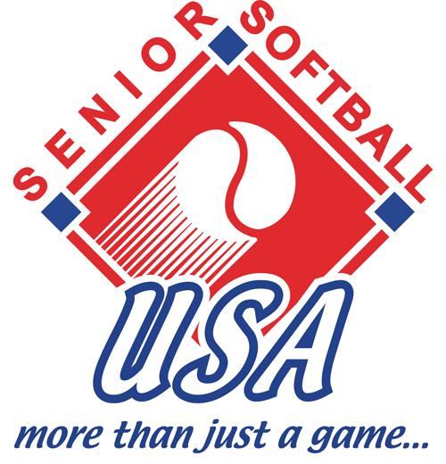 Senior Softball USA logo