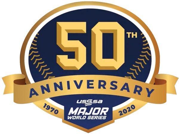 USSSA Major World Series logo