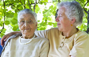 Why Your Elder Parent Should Remain at Home_image1
