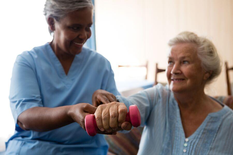 Elder Care in Dacula GA: Senior Exercise Routine