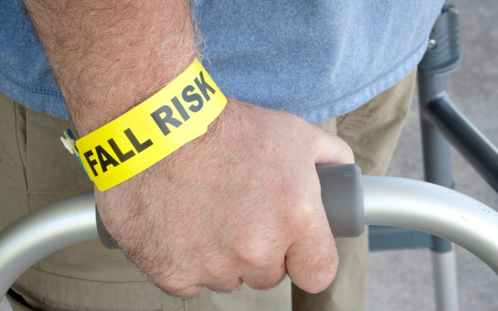 Elderly Care in Braselton GA: Fall Risk Signs