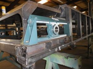 Republic Anaheim Green Waste Conveyor Equipment Fabrication