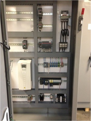 Standard Titus Power Distribution & PLC