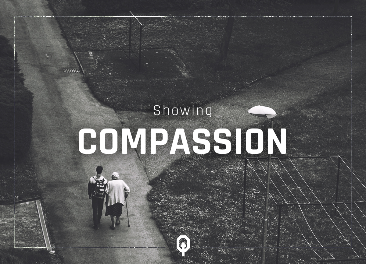 Showing Compassion - Equippd | Preparing Believers For God's Work