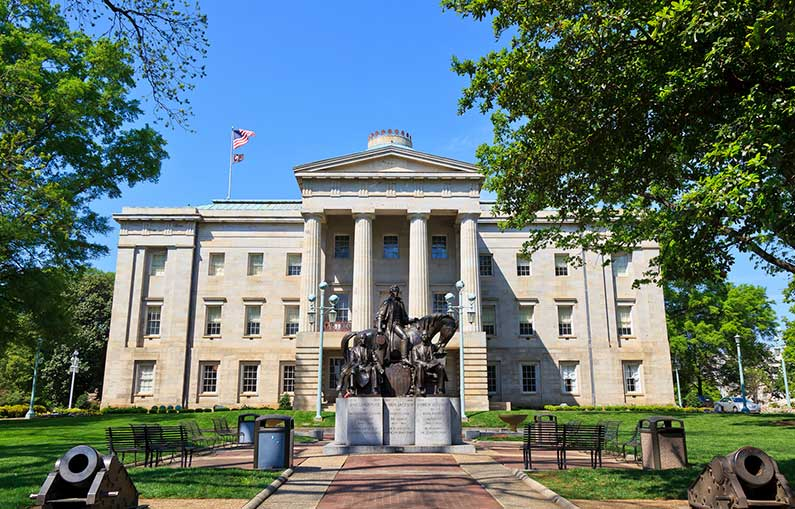 NC State Capitol, Raleigh
