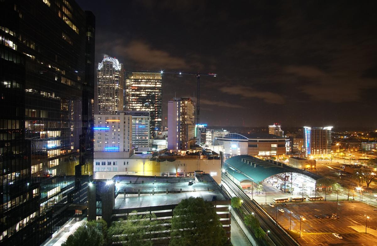 Downtown Charlotte