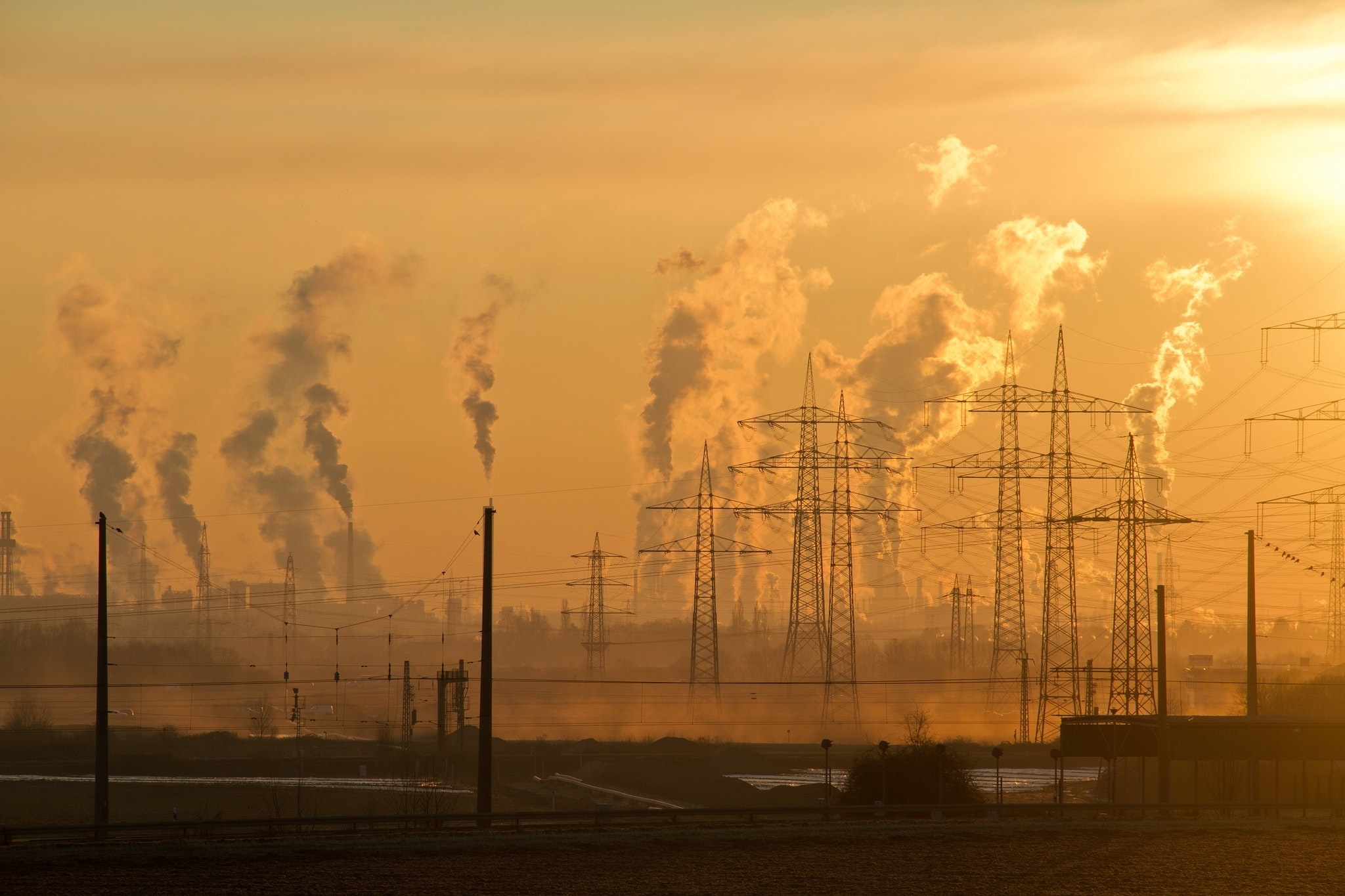 Air Pollution from Fossil Fuels