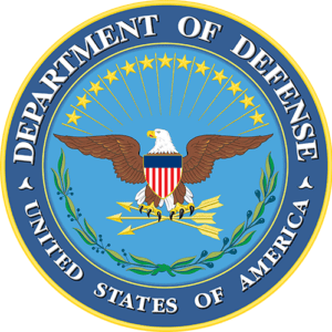 DoD Secretary of Defense Seal SDC