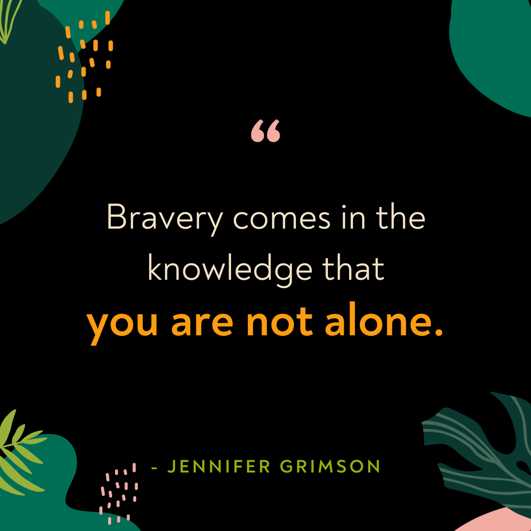 Jennifer Grimson quote 1