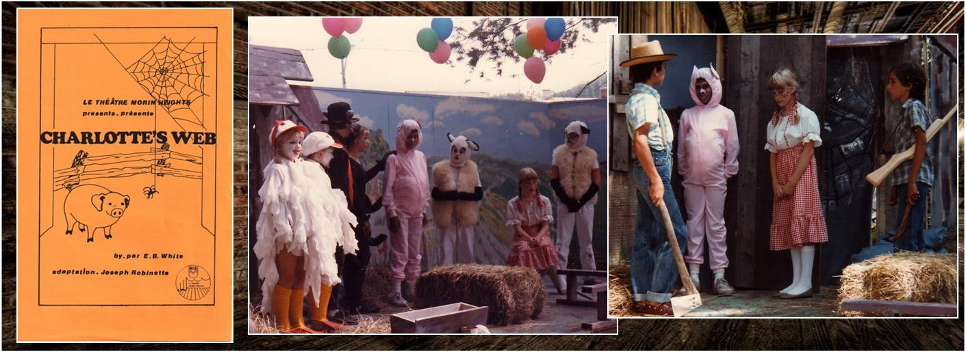 1986 Charlottes Web
