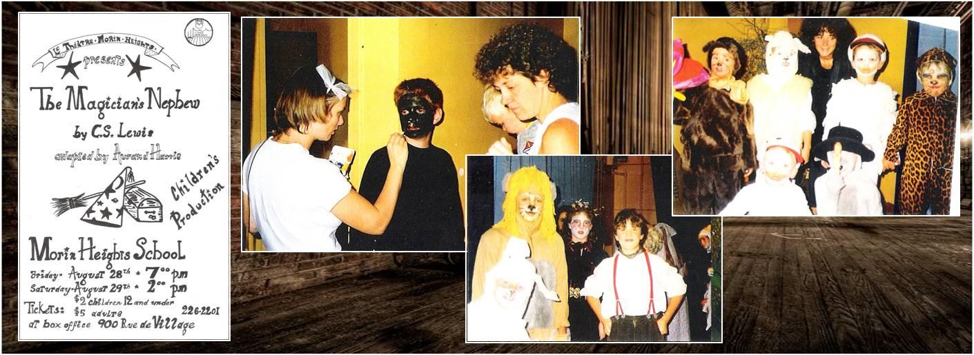 1987 Magicians Nephew
