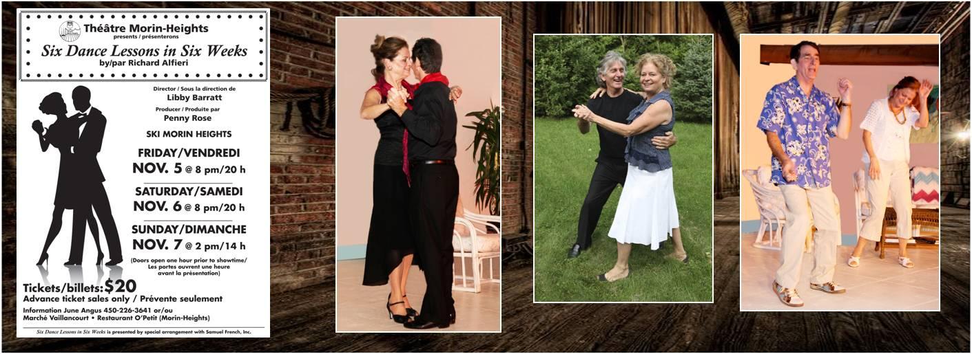 2010 - Six Dance Lessons