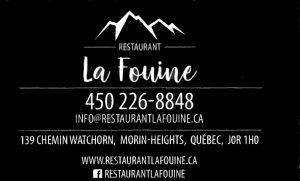 Retaurant La Fouine