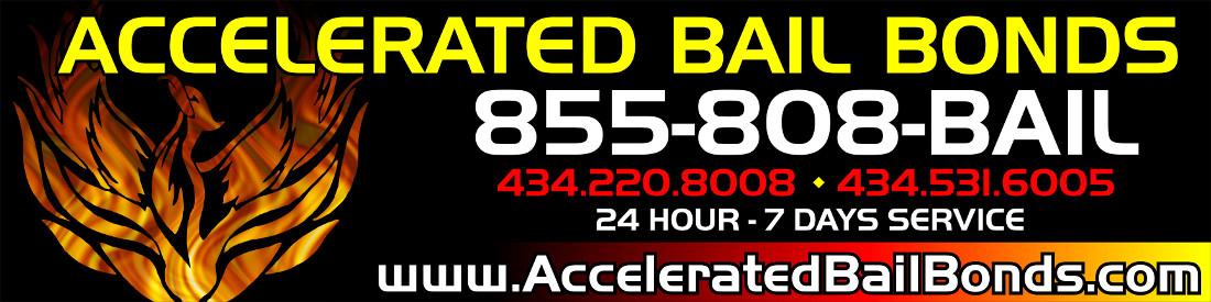 Accelerated Bail Bonds Logo