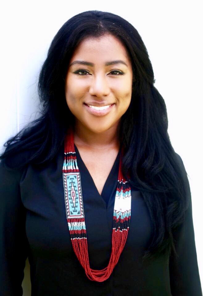 Congratulations to the Seminole Tribe of Florida's Native Learning Center's very own Dr. Tomasina Chupco Gilliam!