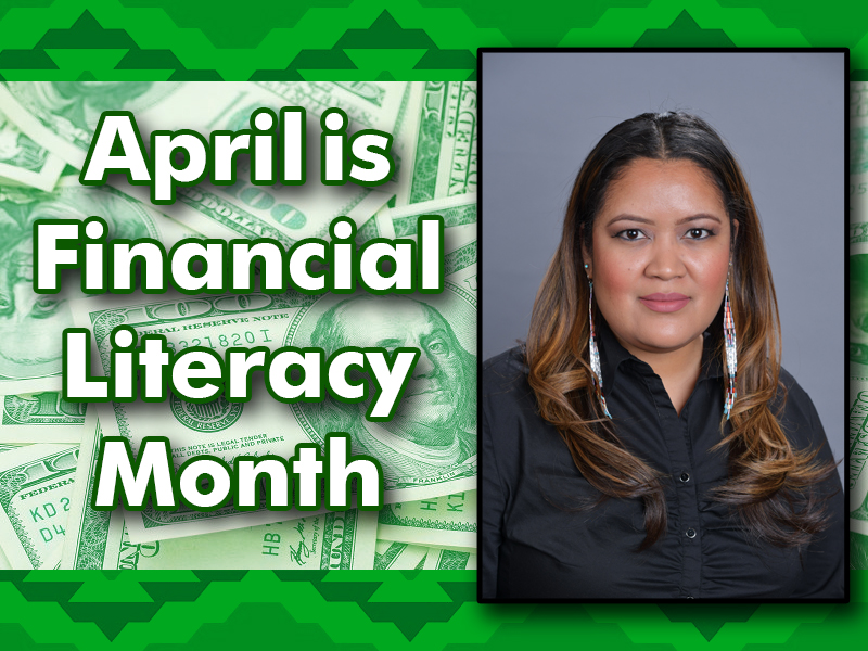 What does it mean to be financially literate? by Chantay Moore