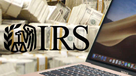 Tracking your check from the IRS