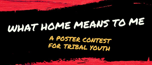 Native Learning Center's What Home Means to Me Poster Contest
