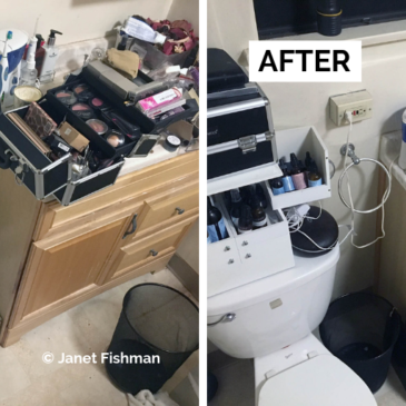 The Importance of Organizing Your Makeup