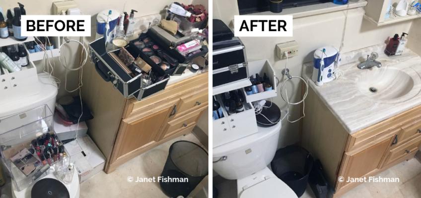 The Importance of Organizing Your Makeup #organizer #professionalorganizer
