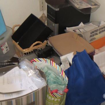 Banish Boxes, Bins, Bags, Blocks and Baskets