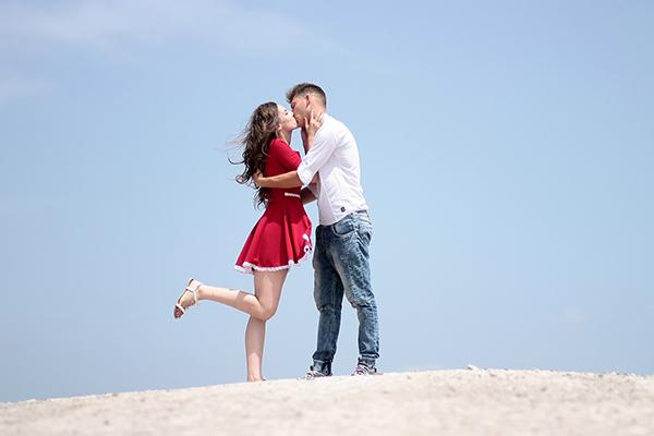 การจูบของคุณสามารถบอกสไตล์ความรักได้ นิยามความรัก ทริคความรัก