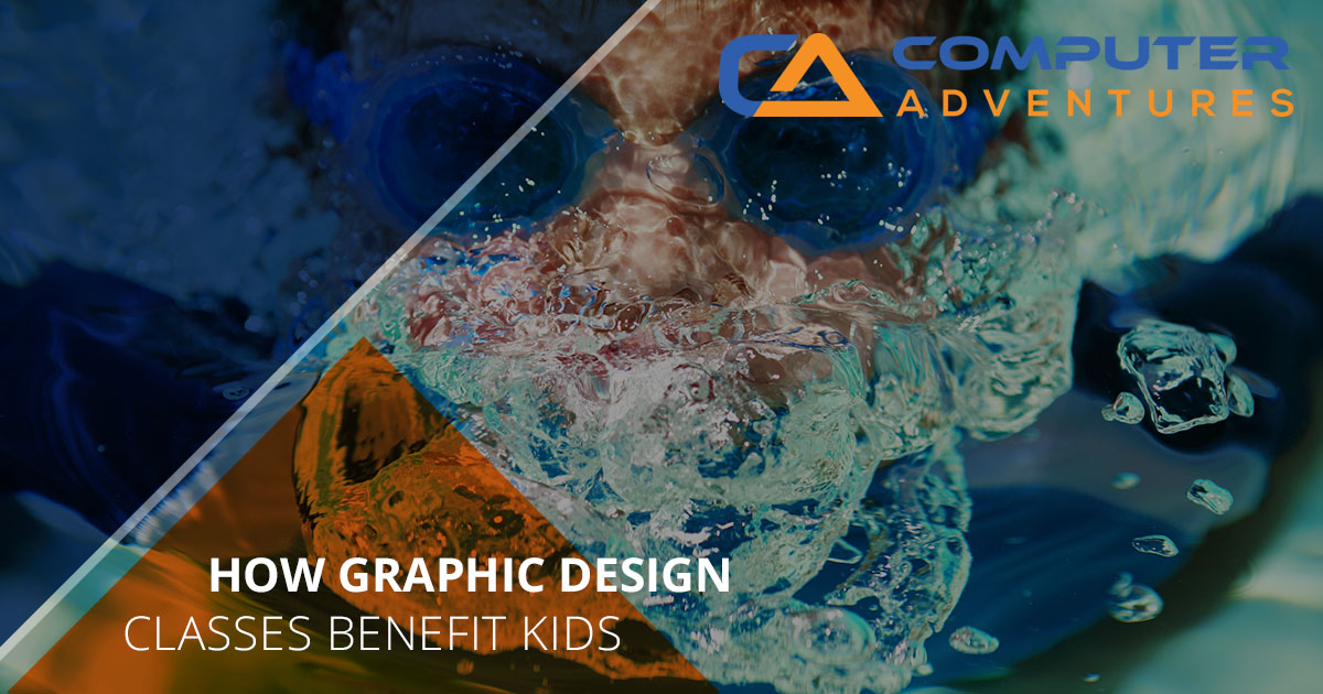 How Graphic Design Classes Benefit Kids