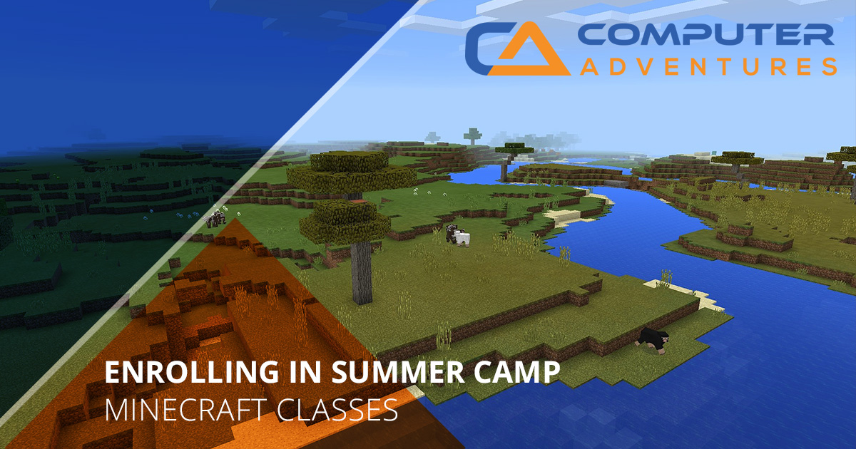 Enrolling In Summer Camp Minecraft Classes