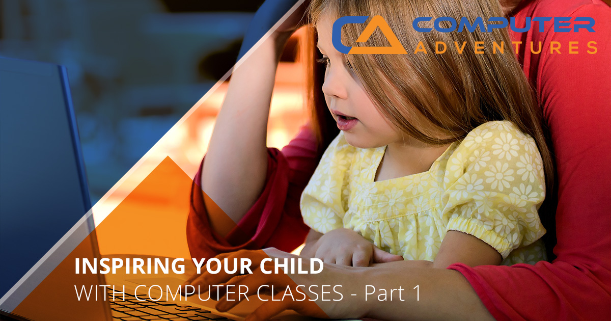 Inspiring Your Child with Computer Classes Part 1