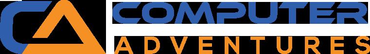 Computer Adventures Logo (Big)
