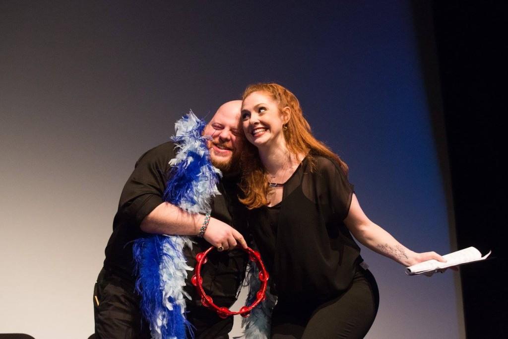 Will Green and Julie Trammel